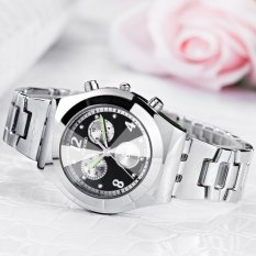 Harga Longbo Luxury Waterproof Women Ladies Alloy Strap Quartz Watch Wristwatch 8399 Intl Online Tiongkok