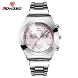 Longbo Wanita Mewah Jam Ladies Quartz Watch Women Wrist Watch 8399 Intl Tiongkok Diskon