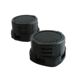Kualitas Keras Audio Mobil Speaker Stereo Audio Tweeter Kubah Oem