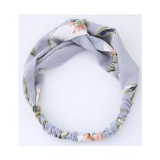 Rp 22.900. LRC Bando Fashion Flower Pattern Decorated HeadbandIDR22900. Rp 22.900