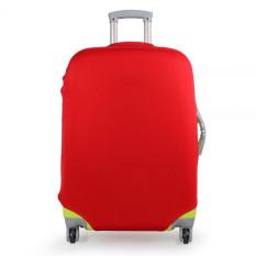 Harga Pelindung Bagasi Elastis Tas Koper Penutup Anti Debu Kasus 60 96 Cm Merah Oem Original
