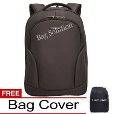Jual Luminox New Arrival Tas Ransel Laptop Tahan Air Tas Pria Tas Wanita 7701 Backpack Up To 15 Inch Bonus Bag Cover Coffee Navy Club Ori
