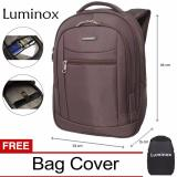 Beli Luminox Tas Ransel Laptop Tahan Air 7705 Backpack Expandable Up To 15 Inch Bonus Bag Cover Coffee Cicilan