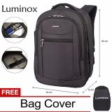 Harga Luminox Tas Ransel Laptop Tahan Air 7705 Backpack Expandable Up To 15 Inch Bonus Bag Cover Hitam Branded