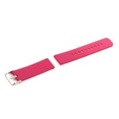 Mewah Jam Tangan Silikon Band Strap untuk LG G W100 W150 W110 Watch RD-Intl