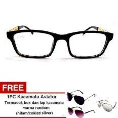 Ulasan Lengkap Tentang Lyn S Glasses Kacamata Korea Style Kr311 Kacamata Wanita Hitam Free Kacamata Aviator Termasuk Kotak Kacamata Dan Lap Kacamata