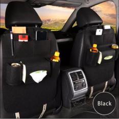 Lynx Car Seat Organizer Bag Elegan Tas Kursi Jok Mobil - Hitam