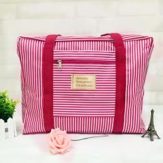 Spesifikasi Lynx Tas Koper Waterproof Ukuran Medium Luggage Travel Organizer Bag Salur Paling Bagus