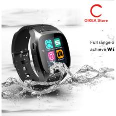 Diskon M26 Bluetooth Smart Wrist Watch Sync Ponsel Mate Untuk Android Ios Smartphone Hitam Intl Oem
