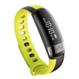 Dimana Beli M6 Heart Rate Monitor Smart Wristband Waterproof Pedometer Smart Bracelet Green Intl Vakind