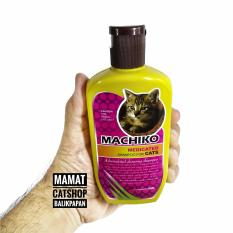 Machiko Medicated Shampo (anti Jamur & Bakteri) 225 ml