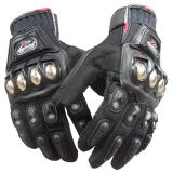 Harga Madbike Mad 10B Sarung Tangan Sepeda Full Batok Stainless Motor Touring Tour Bikers Bike Gloves Sports Outdoor Asli Madbike