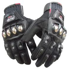 Madbike Mad-10B Sarung Tangan Sepeda Full Batok Stainless Motor Touring Tour Bikers Bike Gloves Sports Outdoor