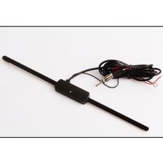 MagicWorldMall Profesional Auto Bagian Amplified Jendela Mobil Audio Stereo AM FM Radio Antena Sensitivitas Tinggi-Intl