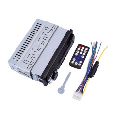MagicWorldMall Profesional Auto Bagian LCD Display RC Mobil Radio Bluetooth Handsfree Stereo MP3 WMA Audio Player JSD-520-Intl