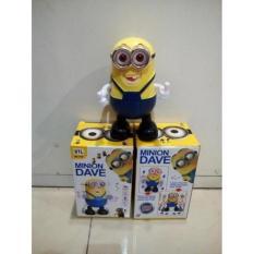 Toko Mainan Anak Dancing Minion Despicable Me Minion Dave Lengkap