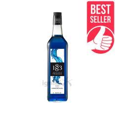 Toko Maison Routin 1883 France Sirup Premium Import Blue Curacao Syrup 1 Liter Terlengkap