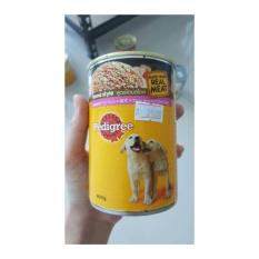 Makanan Anjing / Dog Food Pedigree Can Puppy 400gr