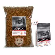 Harga Makanan Kucing Kurus Proplan Cat Food *d*lt Repack 1Kg Asli