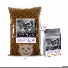 Harga Makanan Anak Kucing Kecil Kurus Proplan Cat Food Kitten Repack 1Kg Segitu Petshop Original