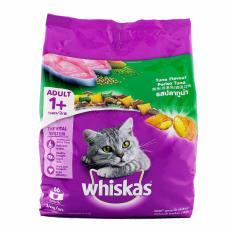 Spesifikasi Makanan Kucing Whiskas Tuna 3 Kg Baru