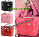 Dapatkan Segera Make Up Case Portable Kosmetik Storage Box Organizer Bag
