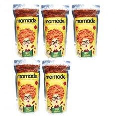 Rp 130.000. Mamade Makaroni Hot Original - Cemilan - 160gr - Paket 5 pcsIDR130000. Rp 150.000. Makaroni MamadeIDR150000. Rp 163.000