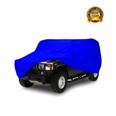 Mantroll Cover Mobil Khusus Daihatsu Ceria / Pelindung Mobil Mantroll Original / Jas Mobil Berkualitas / Sarung Mobil Original / Mantel Penutup mobil - Biru