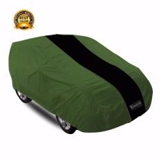 Mantroll Cover Mobil / Penutup Mobil / Mantel Mobil / Pelindung Mobil Khusus Kia Carens 1  - hijau