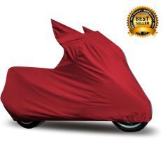 Mantroll Cover Motor Honda Blade R  / Cover Motor Mantroll Original / Sarung Motor Berkualitas / Jas Motor / Mantel Pelindung Motor  - Merah Cabai