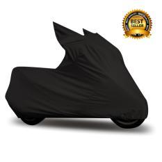 Mantroll Cover Motor Khusus Honda Absolute revo  / Cover Motor Mantroll Original / Sarung Motor Berkualitas / Jas Motor / Mantel Pelindung Motor  - Hitam Garang