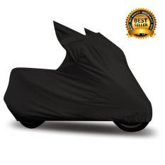 Mantroll Cover Motor / Penutup Motor / Sarung Motor / Jas Motor / Aksesoris Motor Khusus Honda PCX - Hitam Garang