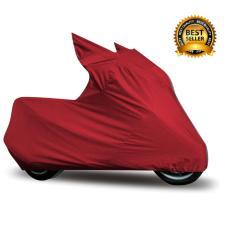 Mantroll Cover Motor Khusus Honda PCX  / Mantel Motor Berkualitas / Sarung Motor Original Mantroll / Jas motor / Selimut Pelindung Motor  - Merah Cabai