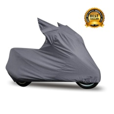 Mantroll Cover Motor Khusus Honda vario 125-150 - Abu Gelap