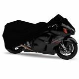 Review Mantroll Cover Motor Khusus Kawasaki Ninja Rr Hitam Garang