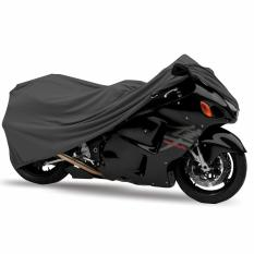 Mantroll Cover Motor Khusus Yamaha Scorpio  / Mantel Motor Berkualitas / Sarung Motor Original Mantroll / Jas motor / Selimut Pelindung Motor  - Abu Gelap