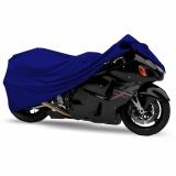 Toko Mantroll Cover Motor Khusus Yamaha Yzf R 15 Biru Metalic Lengkap Di Yogyakarta