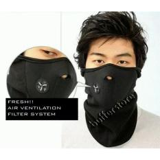 Masker Pengendara Motor, Masker Thermal Dengan Air Ventilation System By Toyo Deal Shop.