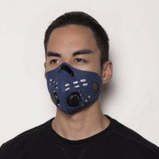 Promo Toko Masker Zulu Anti Polusi N99 Navy