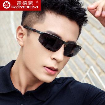 Penjualan 2018 model baru polarisasi kacamata hitam Pria kacamata hitam  kepribadian orang trendi sopir Kacamata mengemudi Olah Raga mengemudi kacamata  pria ... 83c87a5841