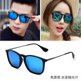 Harga Orang Trendi Kacamata Hitam Korea Fashion Style Polarisasi Kaca Mata Retro Model Trendi Baru Murah