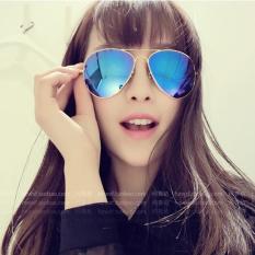 Beli Masuknya Orang Retro Mengemudi Model Bintang Filter Warna Kacamata Hitam Kacamata Hitam Cicilan