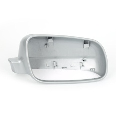 Matte Black Left Cermin Penutup Selubung Cap untuk VW GOLF BORA POLO JETTA MK4 96-04-Internasional