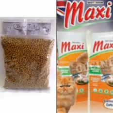 Review Maxi Premium Cat Food Repack 5Kg Terbaru