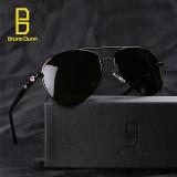 Promo Mb 209 Perancang Merek Sunglasses Pria Terpolarisasi 2017 Vintage Aviator Sun Kacamata Male Emas Frame Teh Lense Intl