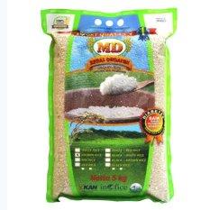 Harga Md Organic Brown Rice 5Kg Murah