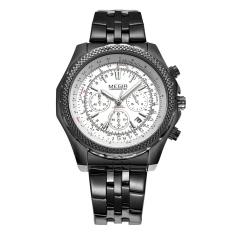Harga Megir 2006 Pria Bisnis Stainless Steel Quartz Watch Intl Megir