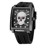 Spesifikasi Megir Men Skeleton Watch Mewah Merek Silicone Strap Sport Quartz Watch Jam Tangan Pria Relogio Masculino Army Militer Jam Tangan Mn1075G Intl Lengkap Dengan Harga