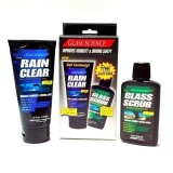 Meguiar S Glass Science Glass Science Special Package Pelindung Kaca Mobil Dari Jamur 2 Pcs Set Rain Cleaner Glass Scrub Murah