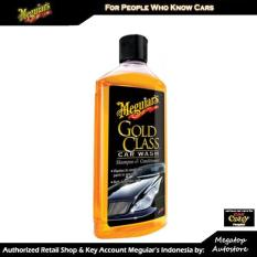 Review Tentang Meguiars Gold Class Shampo Conditioner 473 Ml G7116 Best Shampoo